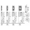 Thermrad Compact 4 - 300x1000 T33 - 1398 Watt. foto